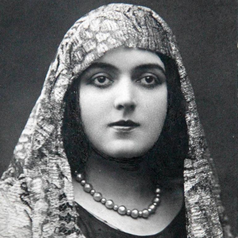 Nina Rydzewska, fot. domena publiczna