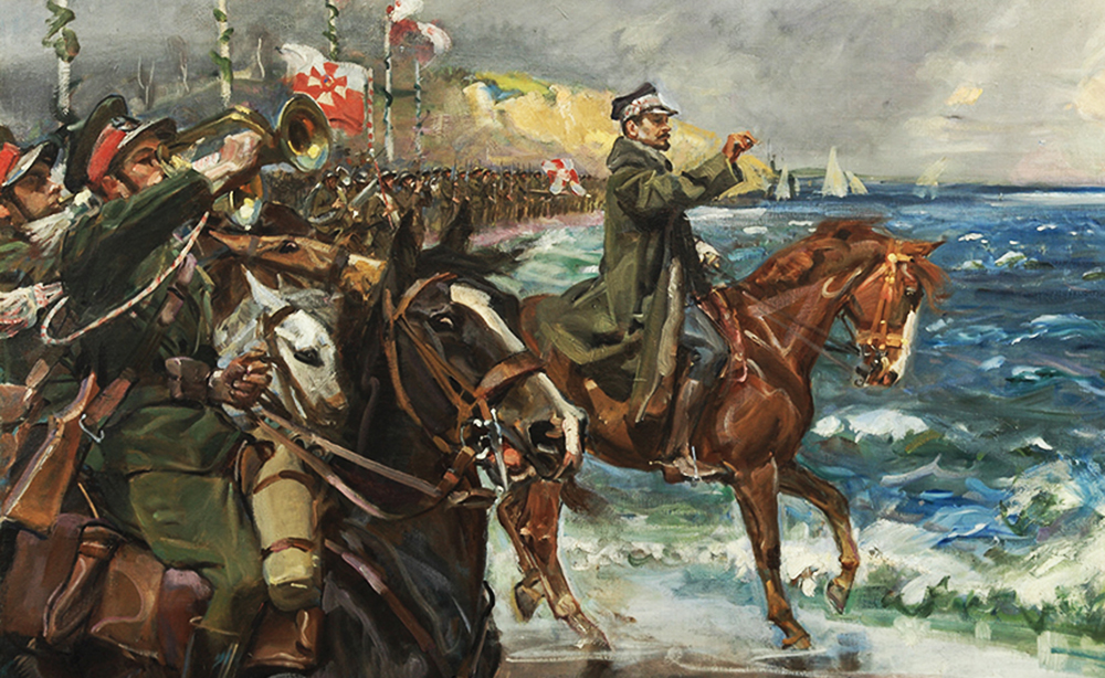 Poland S Road To Independence In 10 Paintings Article