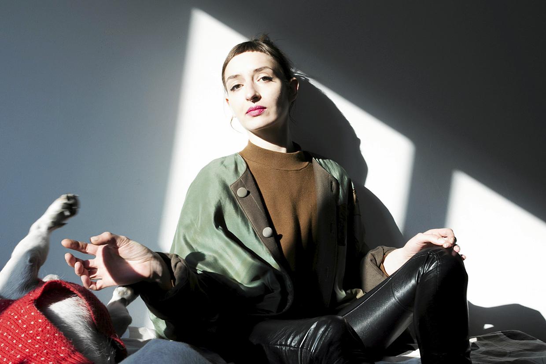 Ilona Witkowska, fot. Krzysztof Cwik / Agencja Gazeta