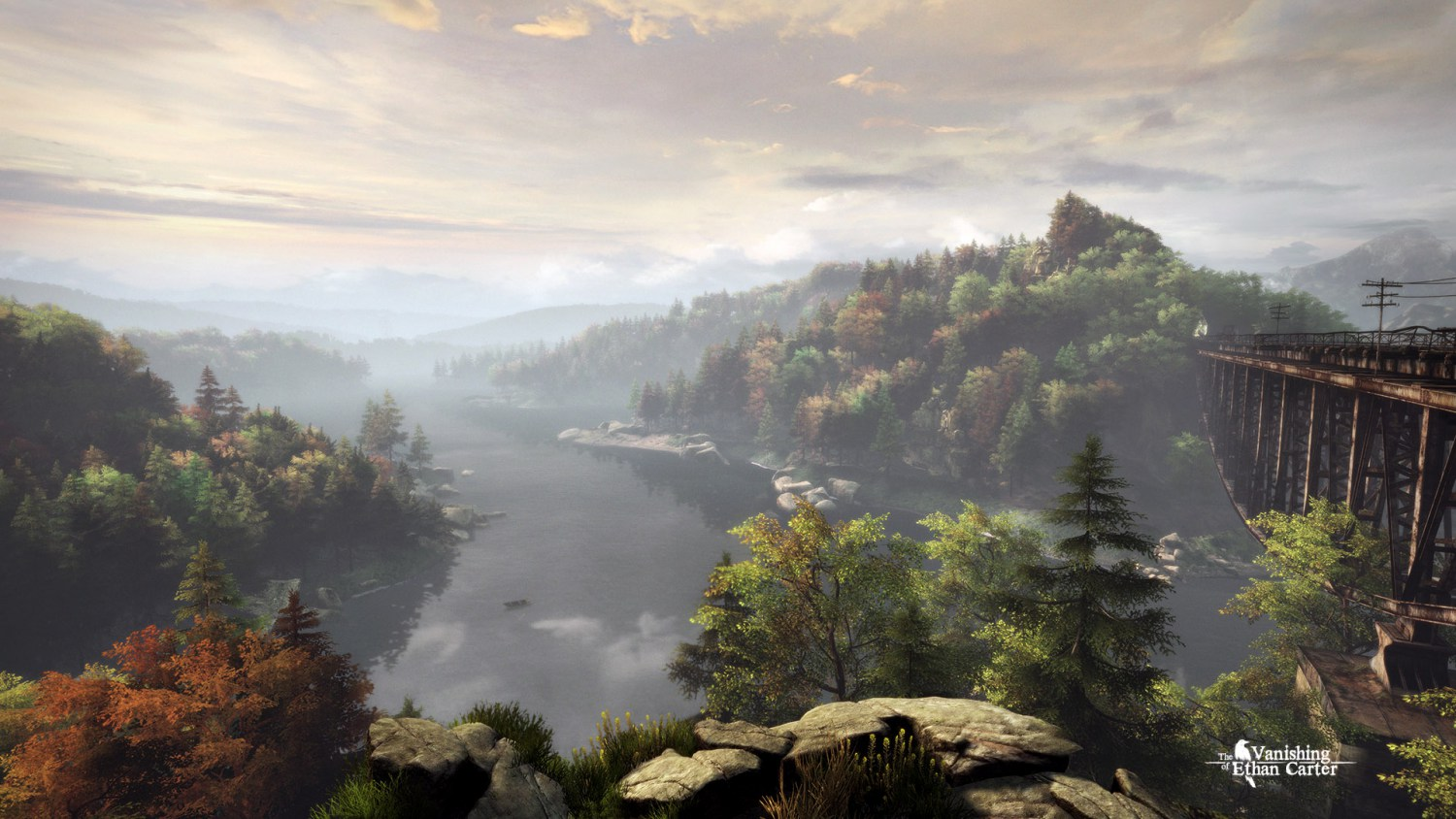The Vanishing of Ethan Carter, photo: promotional materials