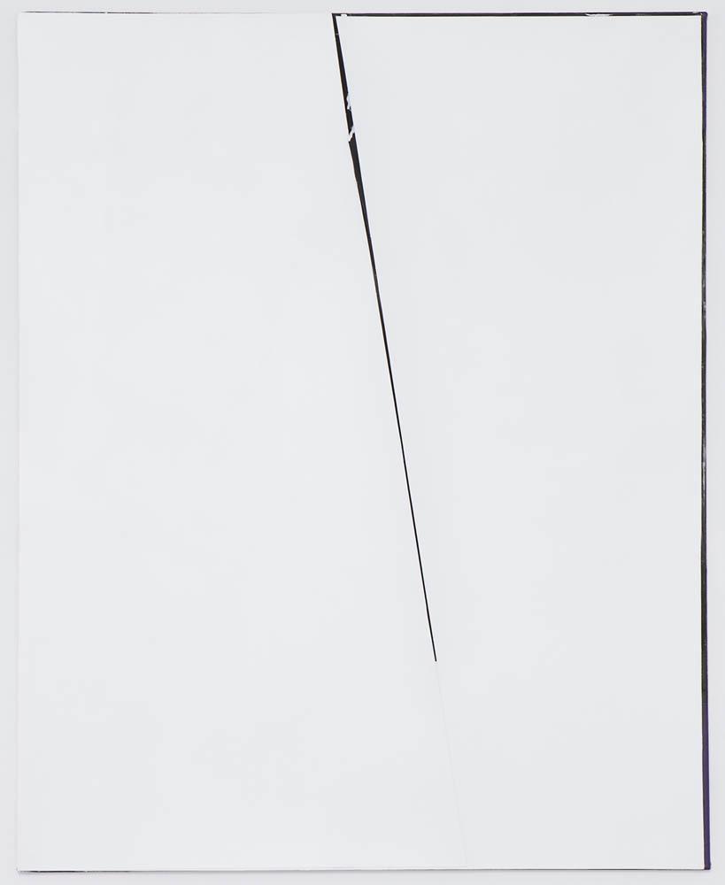 """Natalia Załuska, """"Bez tytułu"""", 2013, technika mieszana na płótnie, 150 x 120 cm, Galeria Le Guern, fot. Elsa Okazaki / WGW"""