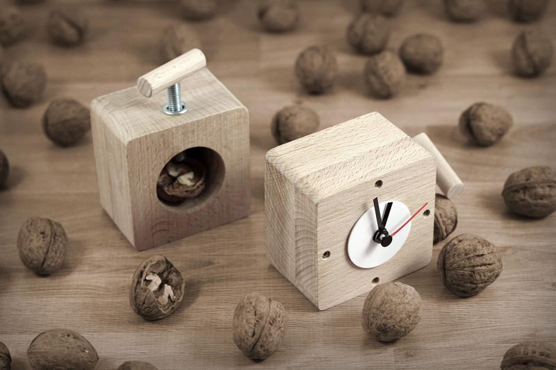 Must Have, The Vice Clocks Collection, designed by Bartosz Mucha, produced by: Poorex, photo Łódź Design Festival 2015