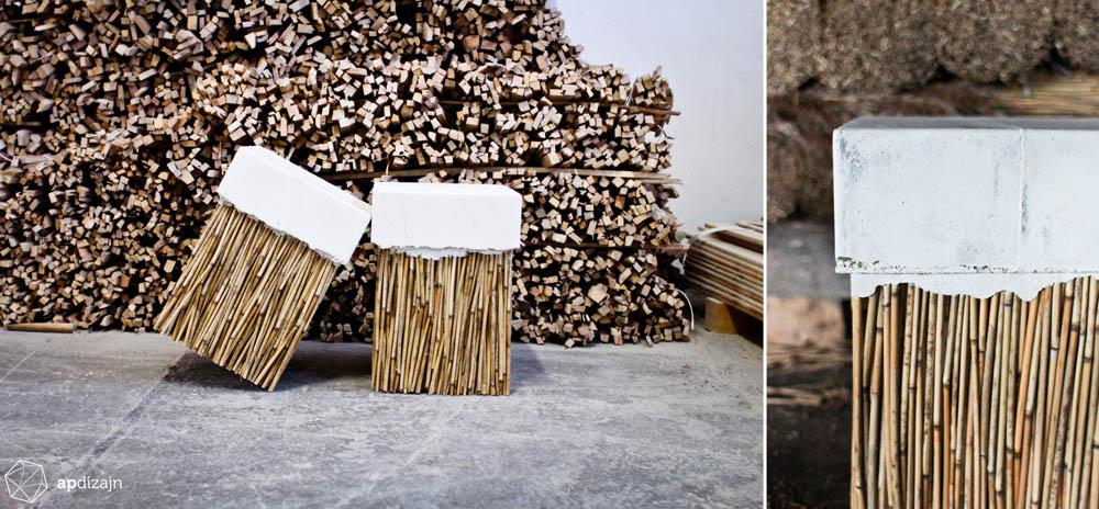 """AP Dizajn, """"Re_ed - eko"""", seat, 2012-2013, photo: courtesy of the artist"""