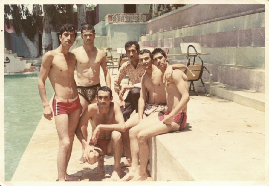 """Beirut, 1967, photograph from Anna Dabrowska's project """"A Lebanese Archive"""", 2013, photo from the collection of Diab Alkarssifi/ Book Works"""