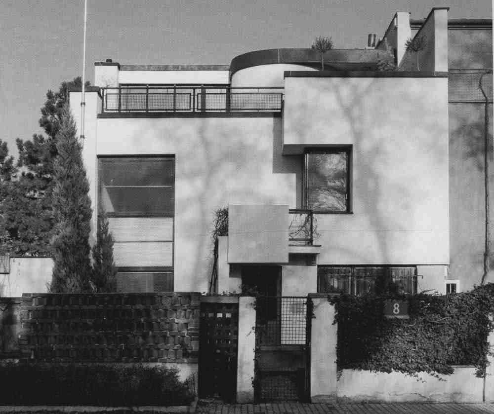 Barbara i Stanisław Brukalscy, dom własny, 1927-29, ul. Niegolewskiego 8, Warszawa, fot. Marta Leśniakowska / IS PAN