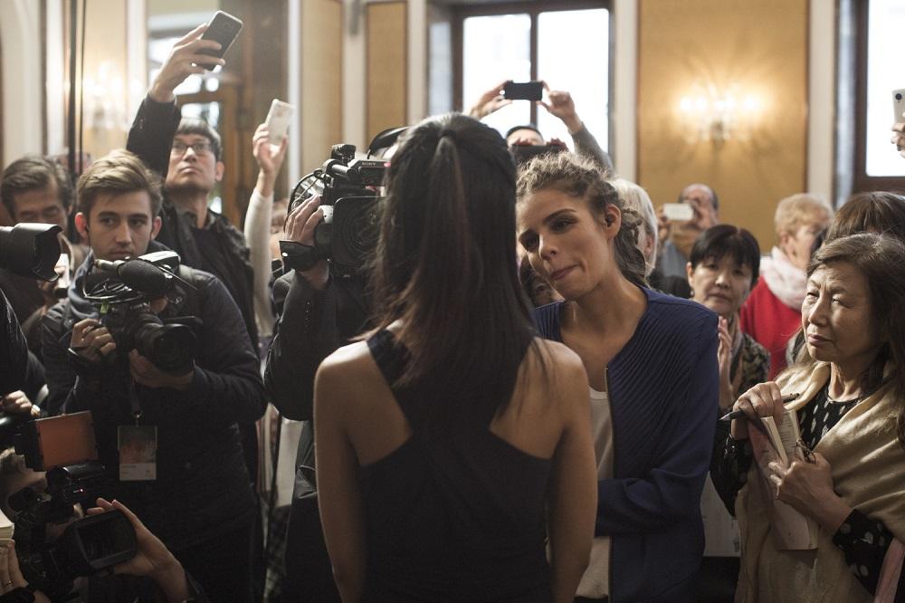 III etap Konkursu Chopinowskiego, 15 października, 2015. Na zdjęciu: Kate Liu, fot. Bartek Sadowski / NIFC
