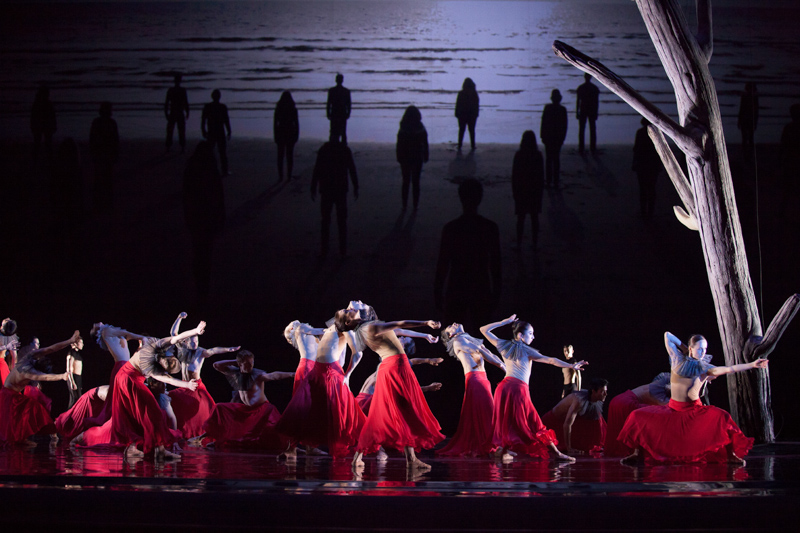 Polski Balet Narodowy, fot. E. Krasucka/Teatr Wielki – Opera Narodowa