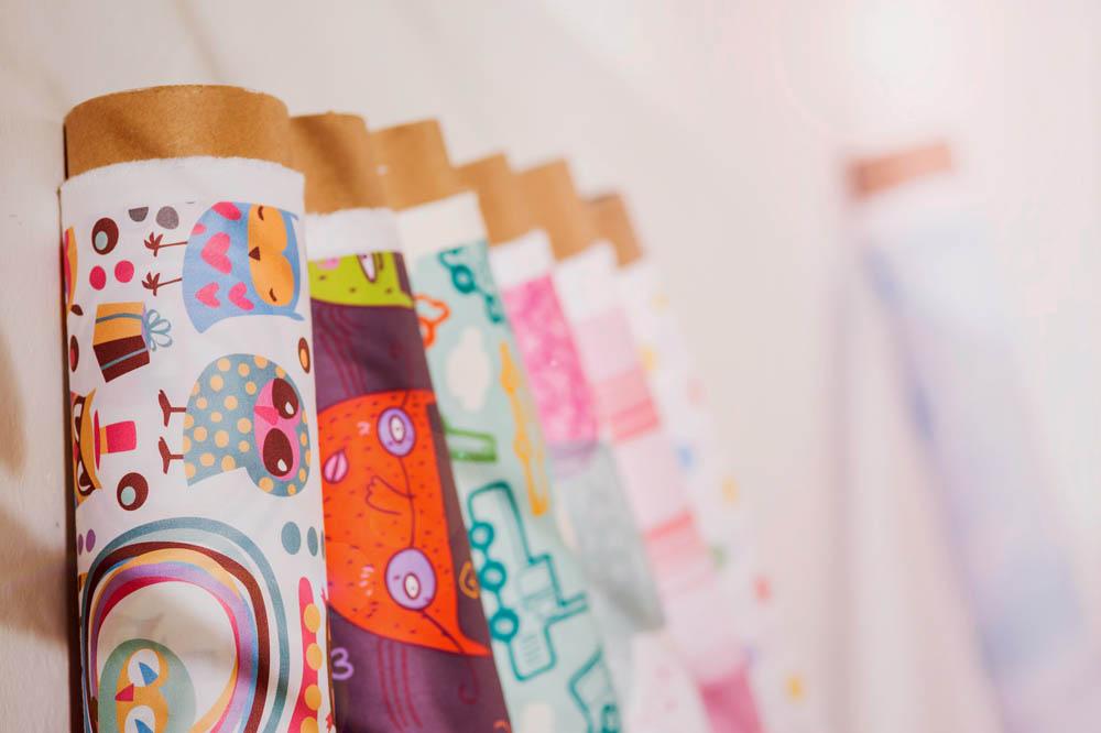 CottonBee.pl, online textile-printing studio Podoba mi się (I Like It), Must Have 2014, photo: Łódź Design Festival 2014