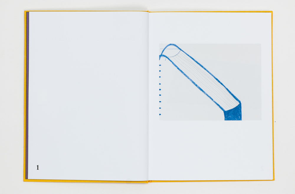 Alicja Bielawska, Disordered Structures, spread, published by Nero, courtesy of Alicja Bielawska