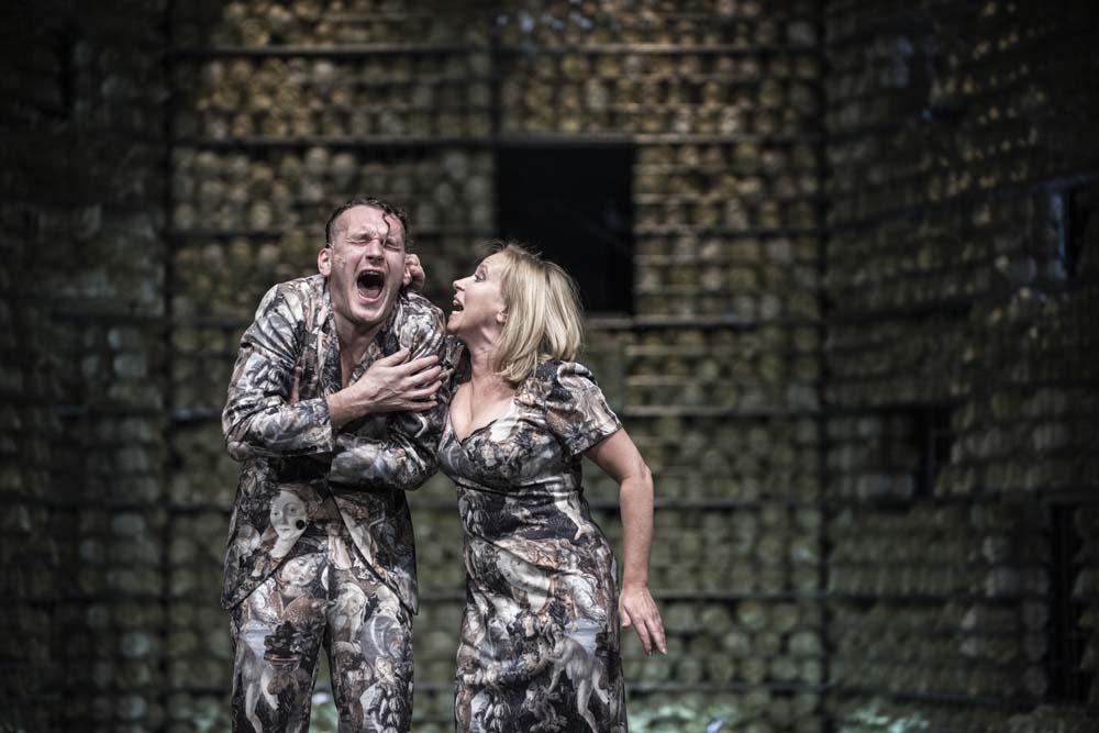 Na zdjęciu: Dorota Segda Krzysztof Zarzecki, fot. Magda Hueckel / Narodowy Stary Teatr im. Heleny Modrzejewskiej w Krakowie