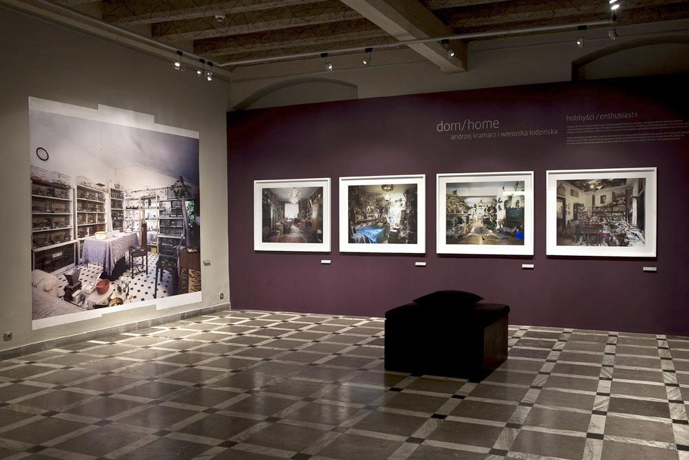 """Andrzej Kramarz, """"Dom"""", Muzeum Etnograficzne w Krakowie, dzięki uprzejmości artysty"""