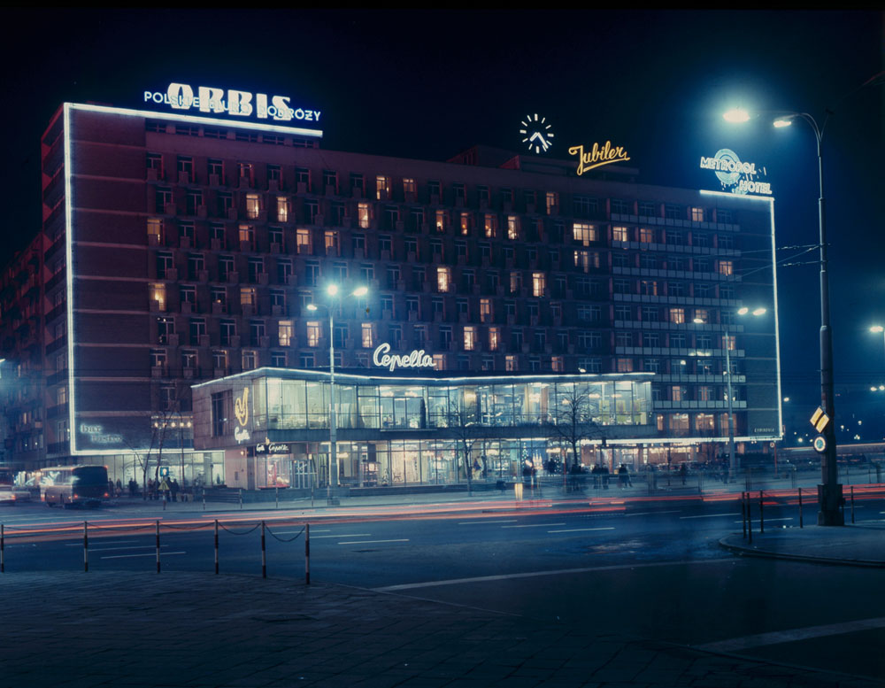 "Still from Eric Bednarski's film """"Neon"", 2014"