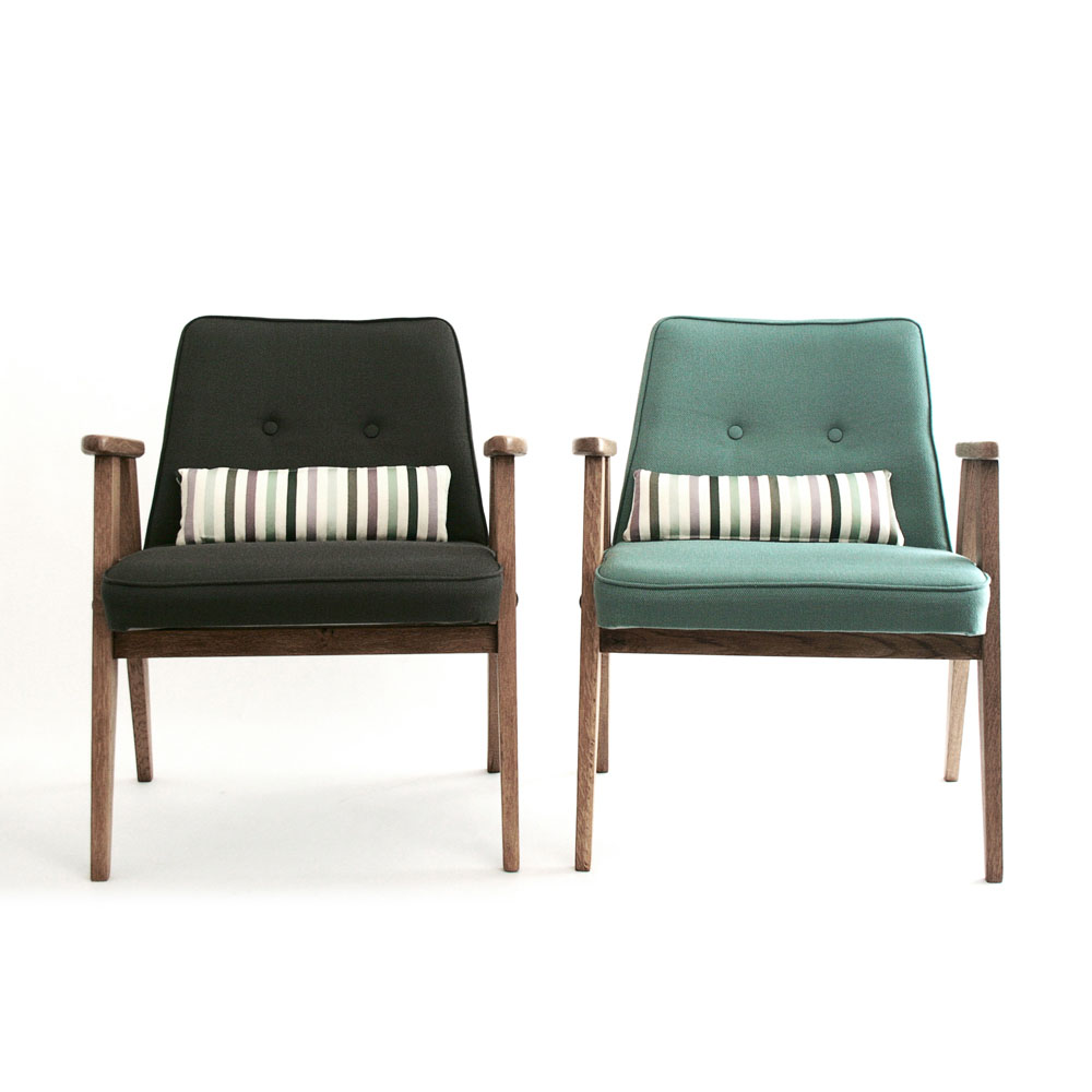 "Fawory, ""Recomposition"" twin chairs, photo: courtesy of the designers"