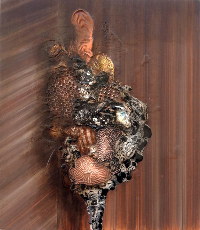 """GL Brierley, """"Fud"""", 2012, olej na płótnie, 46 x 53 cm, fot. materiały promocyjne"""