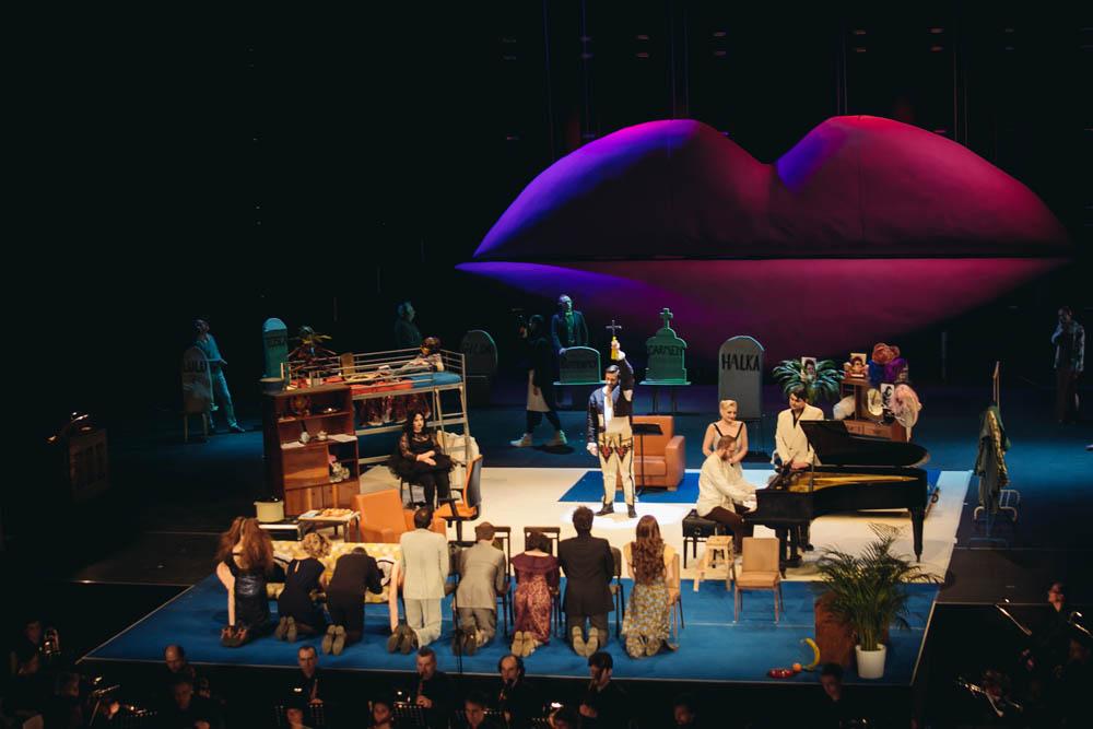 Halka directed by Cezary Tomaszewski, photo: Alicja Wroblewska www.blackshadowstudio.com, promotional material