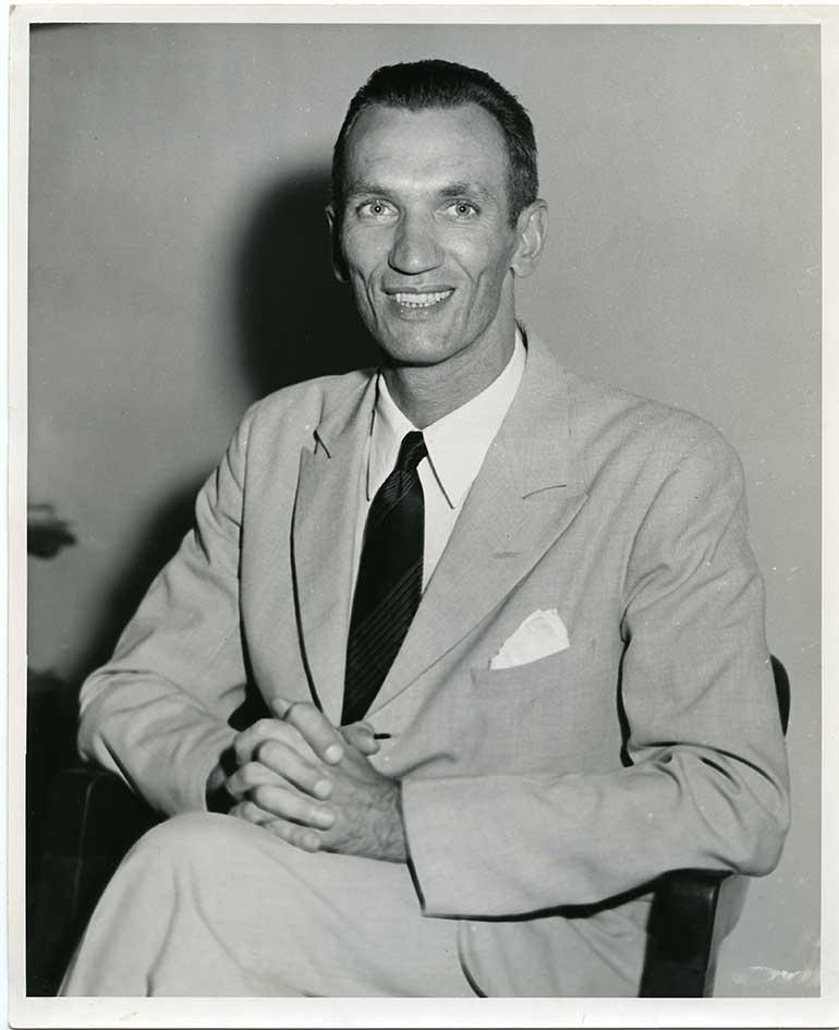 Jan Karski, photo: courtesy of Museum of City Łodź