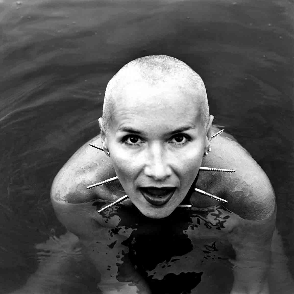 Kora Jackowska, 1997, photo: Robert Laska / Forum