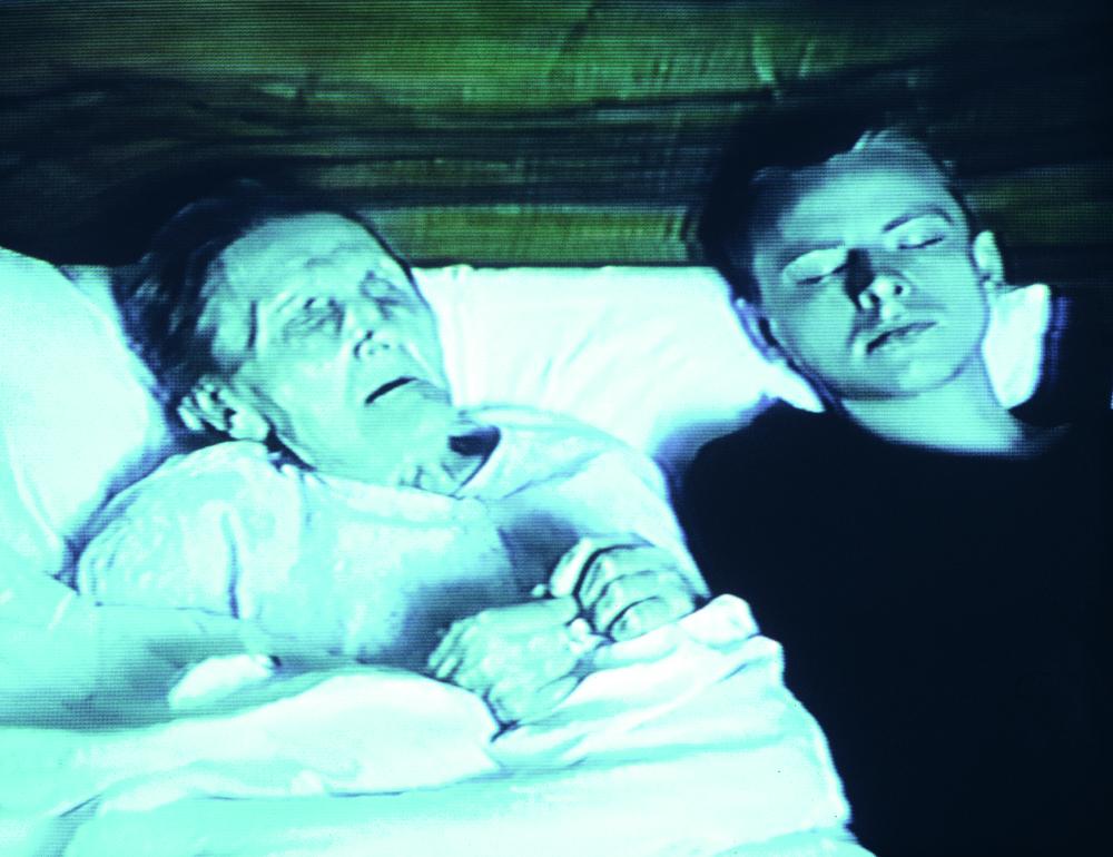 Zbigniew Libera, still from the film Obrzędy Intymne (Intimate Rites), photo: press kit BWA Tarnów