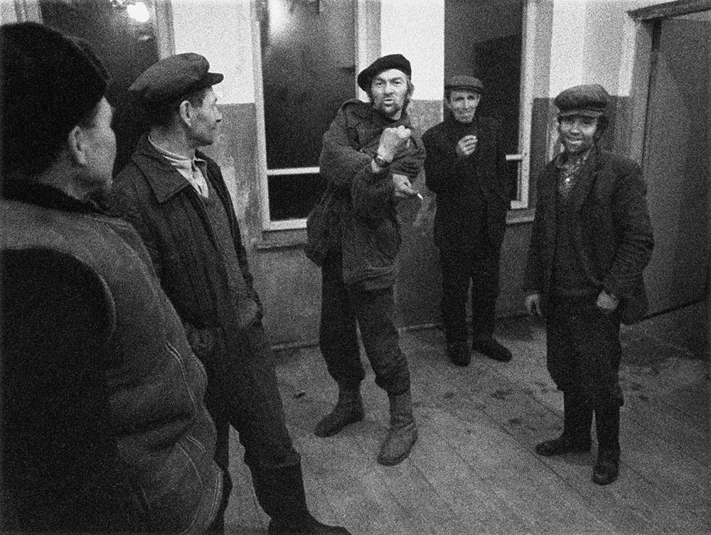 'Mayoral Elections in the Village of Annopol near Siemiatycz', 1980, photo: Maciej Osiecki/Museum of Photography in Kraków