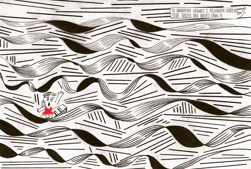 Марта Игнерская, «Балтийская русалка», фото: издательство Muchomor
