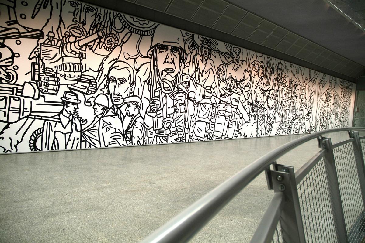 Karol Radziszewski, Metro Marymont, dzięki uprzejmości artysty