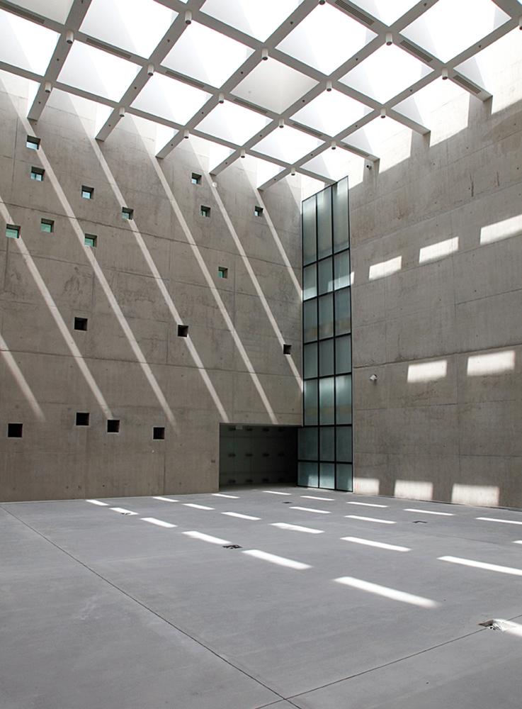 Muzeum Śląskie w Katowicach, wnętrze, fot. Jacek Mężyk