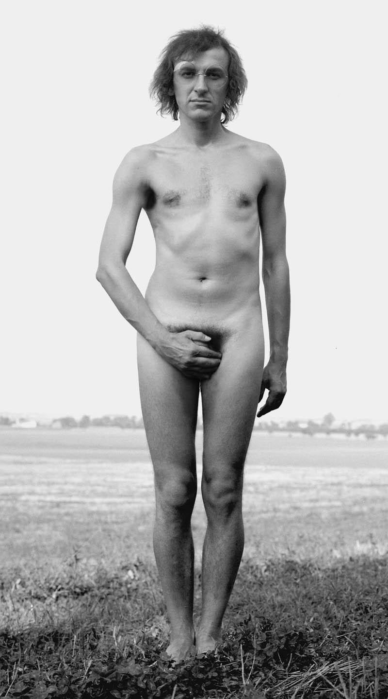 """Natalia LL, """"Topologia ciała"""", 1967, druk pigmentowy, 180 x 100 cm, fot. dzięki uprzejmości artystki / Galerii lokal_30"""