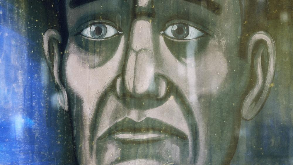"""Kadr z filmu """"Niebieski pokój"""" w reżyserii Tomasza Siwińskiego, fot. materiały promocyjne KFF"""