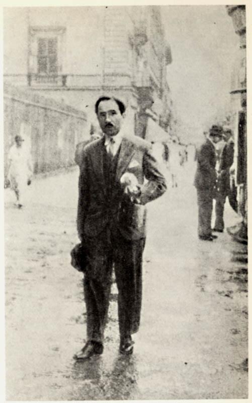 """Tadeusz Peiper, rep. za """"Światowid"""", 1931, fot. Muzeum Narodowe w Warszawie"""