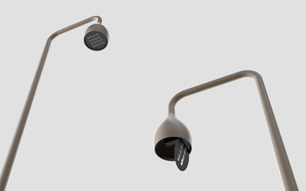 Lampy Drop, projekt: studio Emo Design, stworzone dla marki Rosa, fot. designalive.pl
