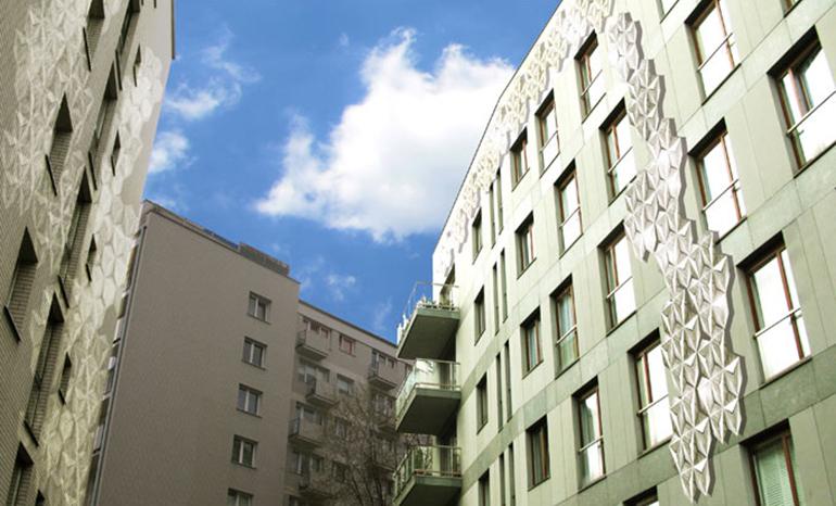 Joanna Piaścik, Modular Wall Light, photo: promotional materials