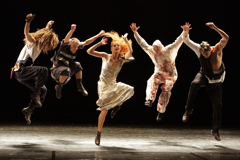 """""""Sen nocy letniej"""" Izadory Weiss, fot. Bałtycki Teatr Tańca"""