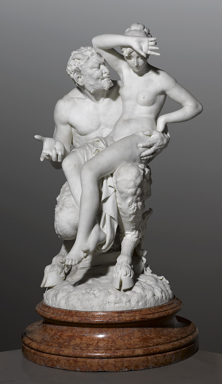 """Józef Mehoffer, """"Cynie"""", 1911, Muzeum Narodowe w Warszawie, nr inw. MP 4274 MNW, fot. materiały promocyjne Muzeum"""