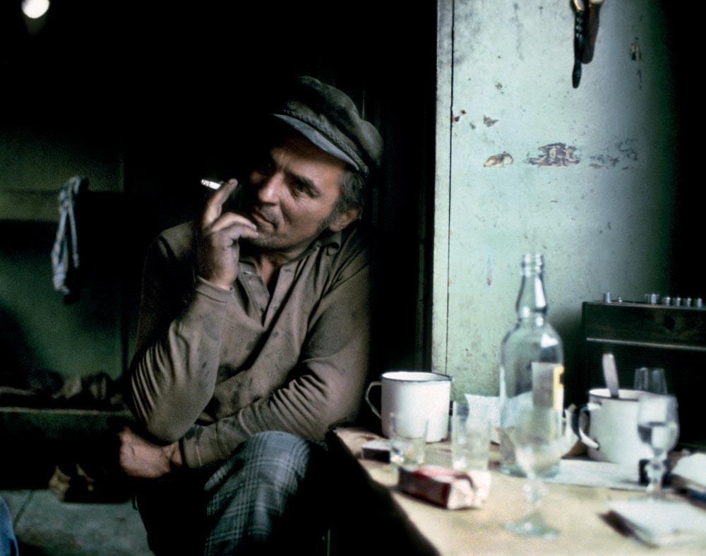Chris Niedenthal, Grójec, Febuary 1982, market, photo: press material