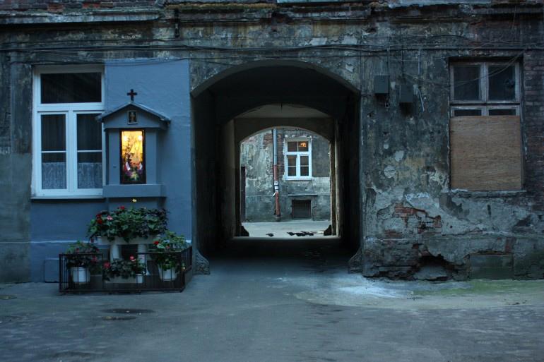 """Helena Czernek, zdjęcie z cyklu """"Tam, gdzie sobie chodzę"""""""