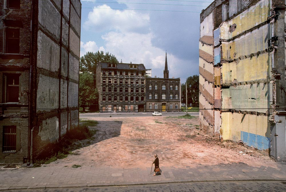 Chris Niedenthal, Wrocław, summer 1982, photo: press material