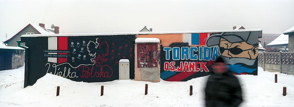 Zabrze, Janek, ul. Jarzębia, 24.01.2013, fot. Wojciech Wilczyk