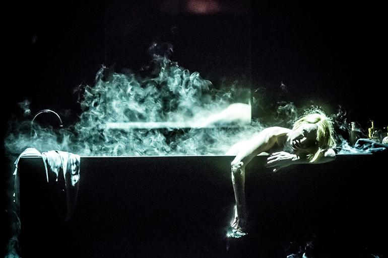 """""""Zamek sinobrodego"""" w reżyserii Mariusza Trelińskiego, fot. Krzysztof Bieliński/Teatr Wielki - Opera Narodowa"""