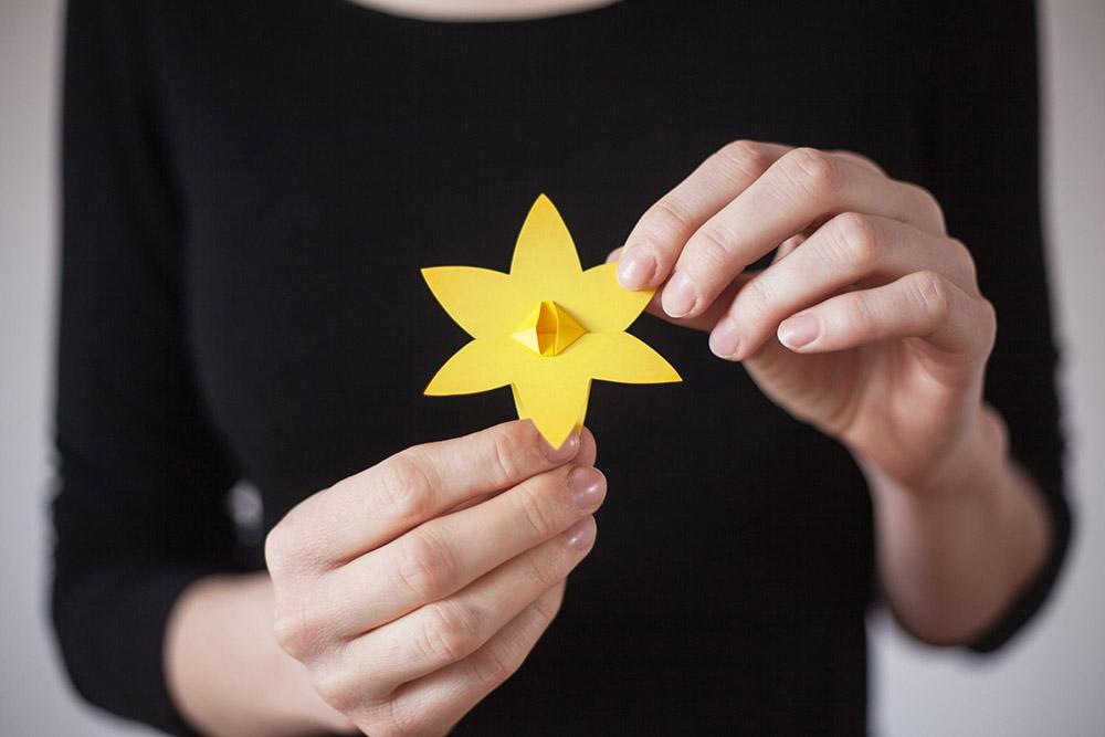 Helena Czernek, Daffodil, photo: Aleksander Prugar