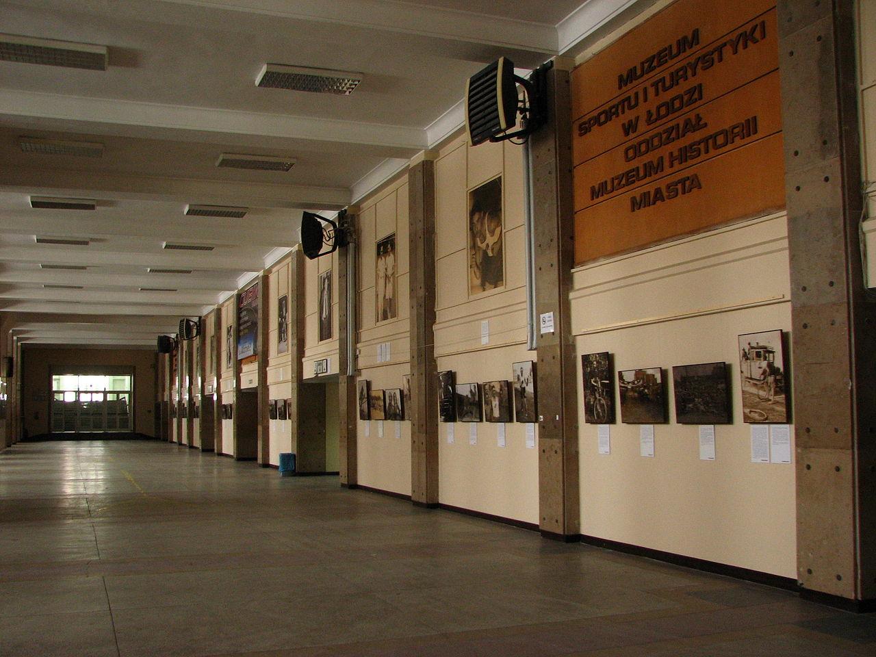 Muzeum Sportu i Turystyki, fot. Mariusz Wasilewski / wikipedia.org