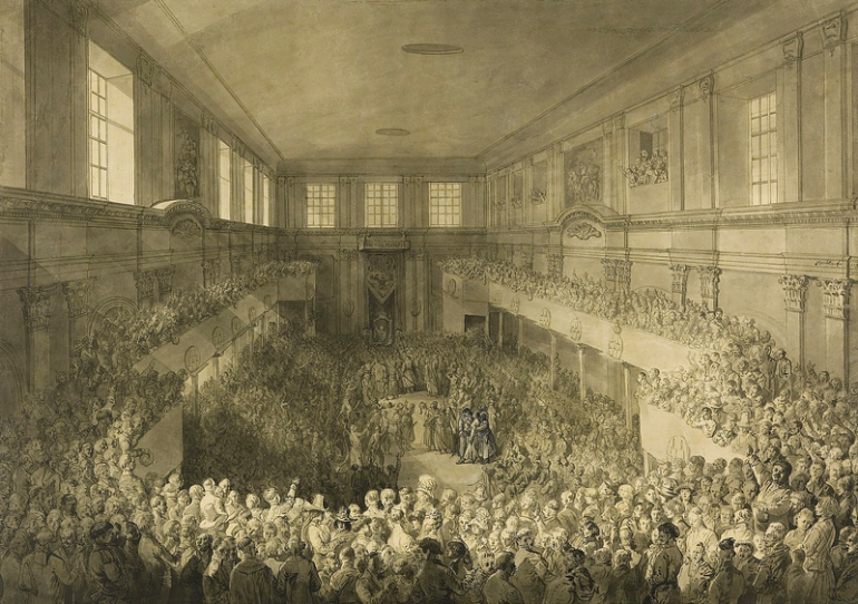 Jean-Pierre Norblin, Oath of confirmation of Constitution of the 3rd May 1791