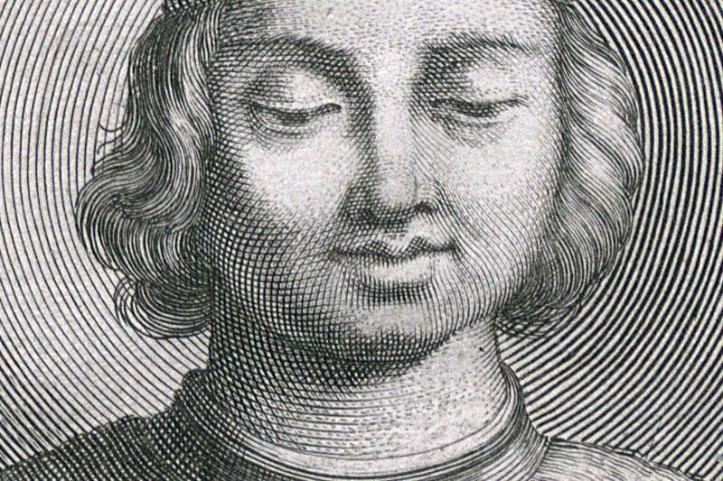 Болеслав Стыдливый. Гравюра 1703 года. Фото: Национальная библиотека, Polona.pl