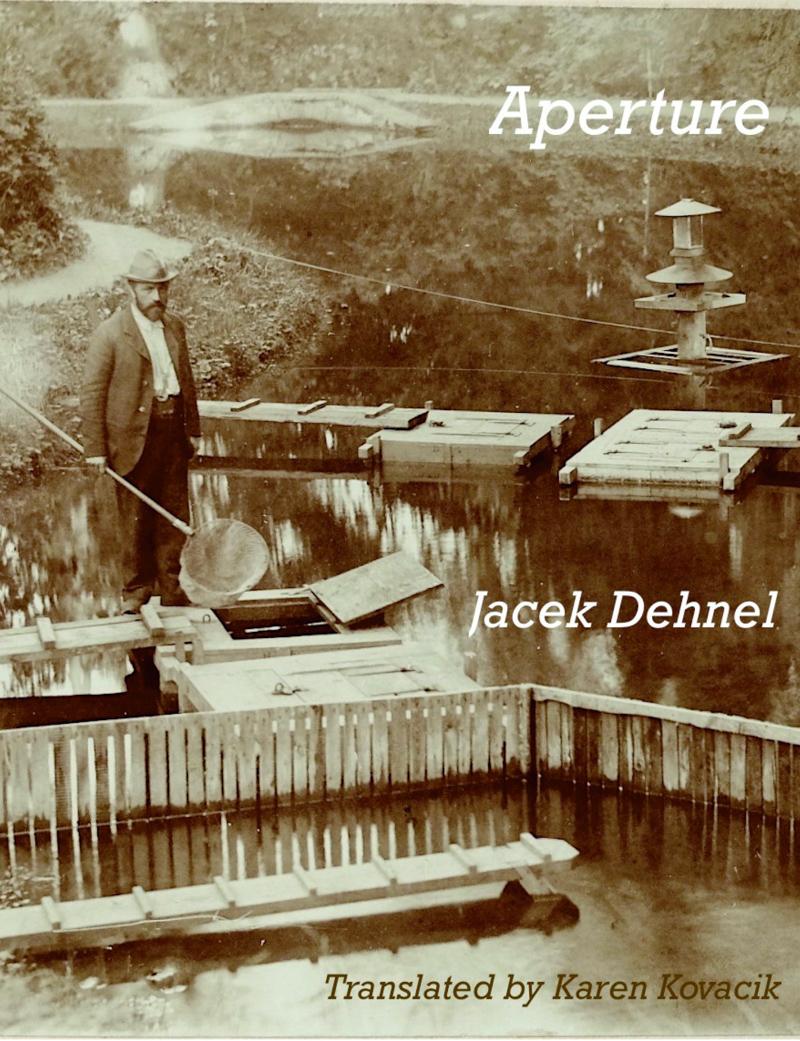 Jacek Dehnel, Aperture (cover)