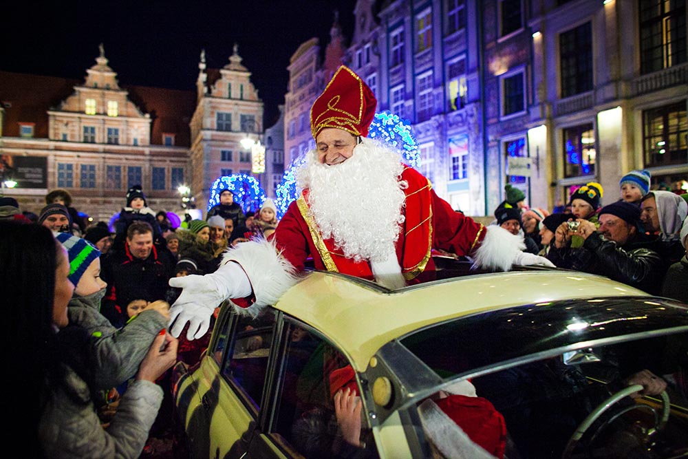 Starman coming to the city of Gdańsk, photo: Renata Dąbrowska / AG
