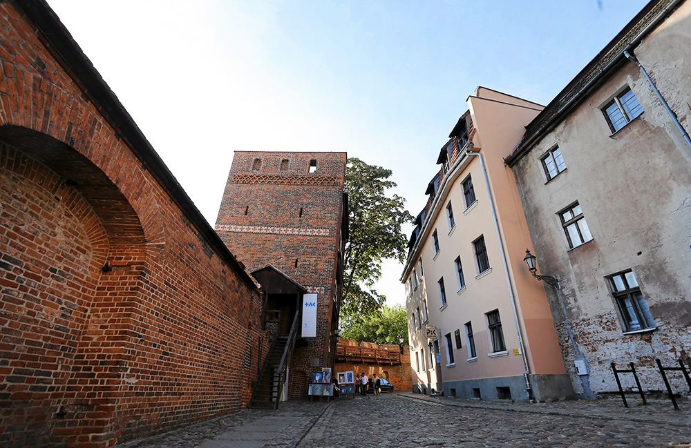The Leaning Tower in Toruń, photo: Mikołaj Kuras/AG