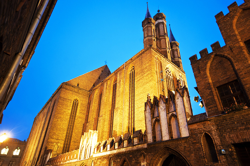 Church of the Blessed Virgin Mary in Toruń, photo: G. Lenz/DPA/PAP