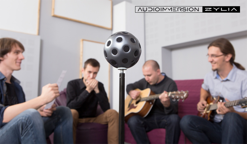 AudioImmersion, photo: courtesy of Zylia