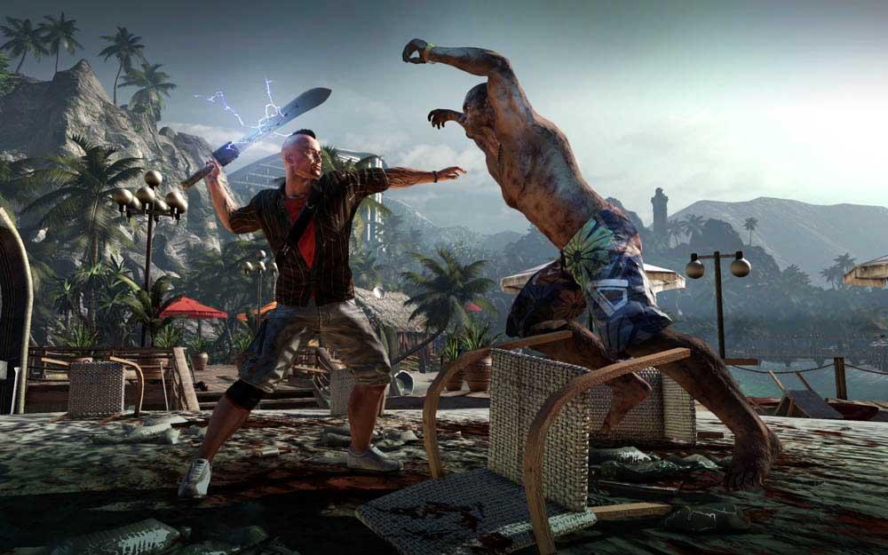 Screenshot of Dead Island