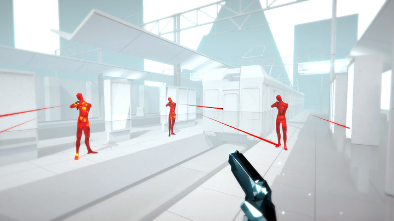 SUPERHOT, photo: promo materials