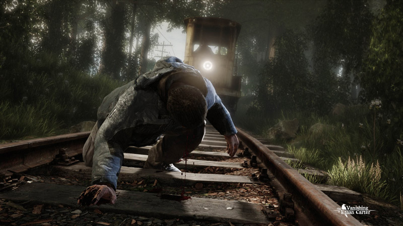 The Vanishing of Ethan Carter, photo: promo materials